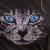 Noah Hoehn Cat Tshirt close up